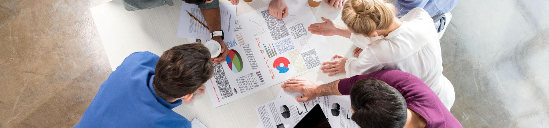 Majors Accountants in Hull Team Header